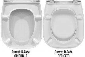 Copriwater DURAVIT modello D-CODE più ECONOMICO!