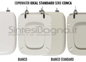 Conca bianco o bianco standard?