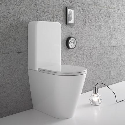 Serie Forty3 Globo: sanitari Globo moderni