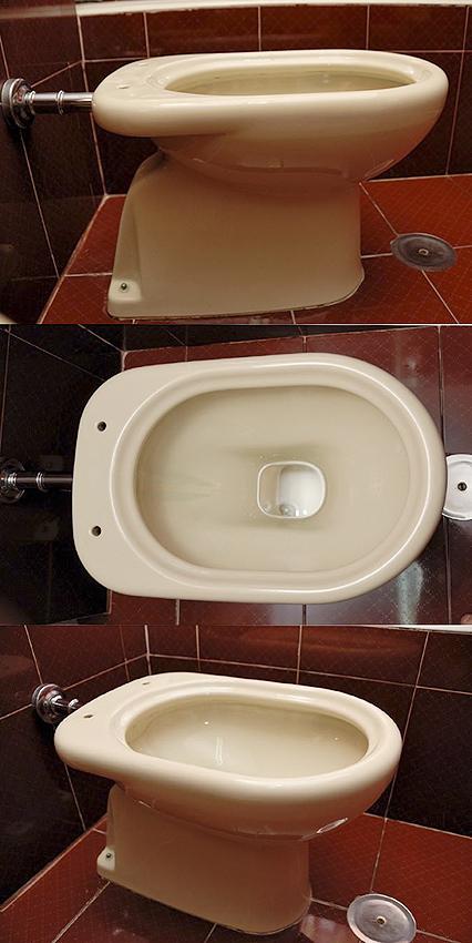 Serie Sintesi Cesame: sostituire il copriwater di un wc anni '80/'90