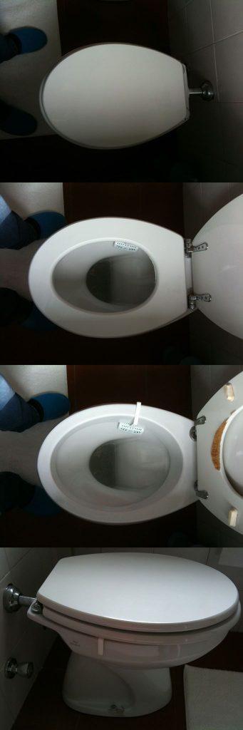 Serie Ellisse: adatto ai bagni di piccole dimensioni